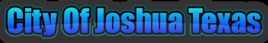 Joshua TX City Business Directory
